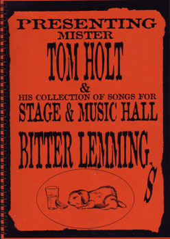 Book Cover - Tom Holt: Bitter Lemmings