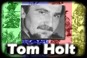 Tom Holt Photo