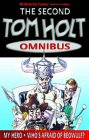 Book Cover - Tom Holt: Mightier Than the Sword: Omnibus 2