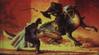 A bibliography over Terry Brooks books